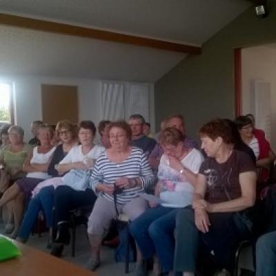 participantes et participants