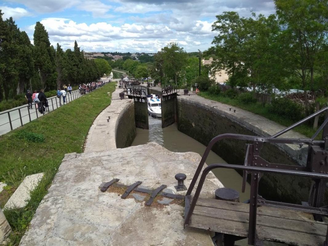 Bateau canal 5