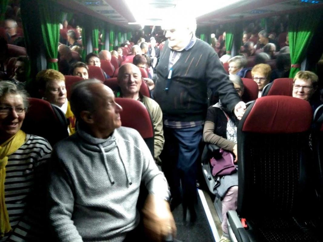 Bus depart 2