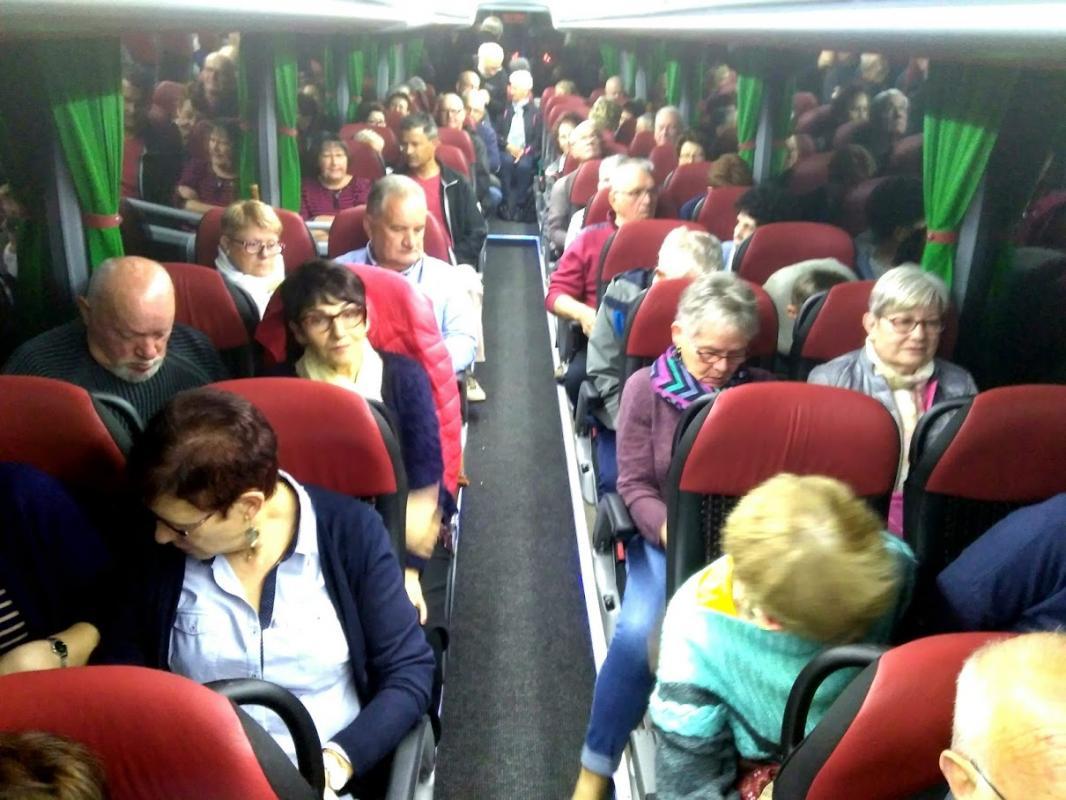 Bus depart