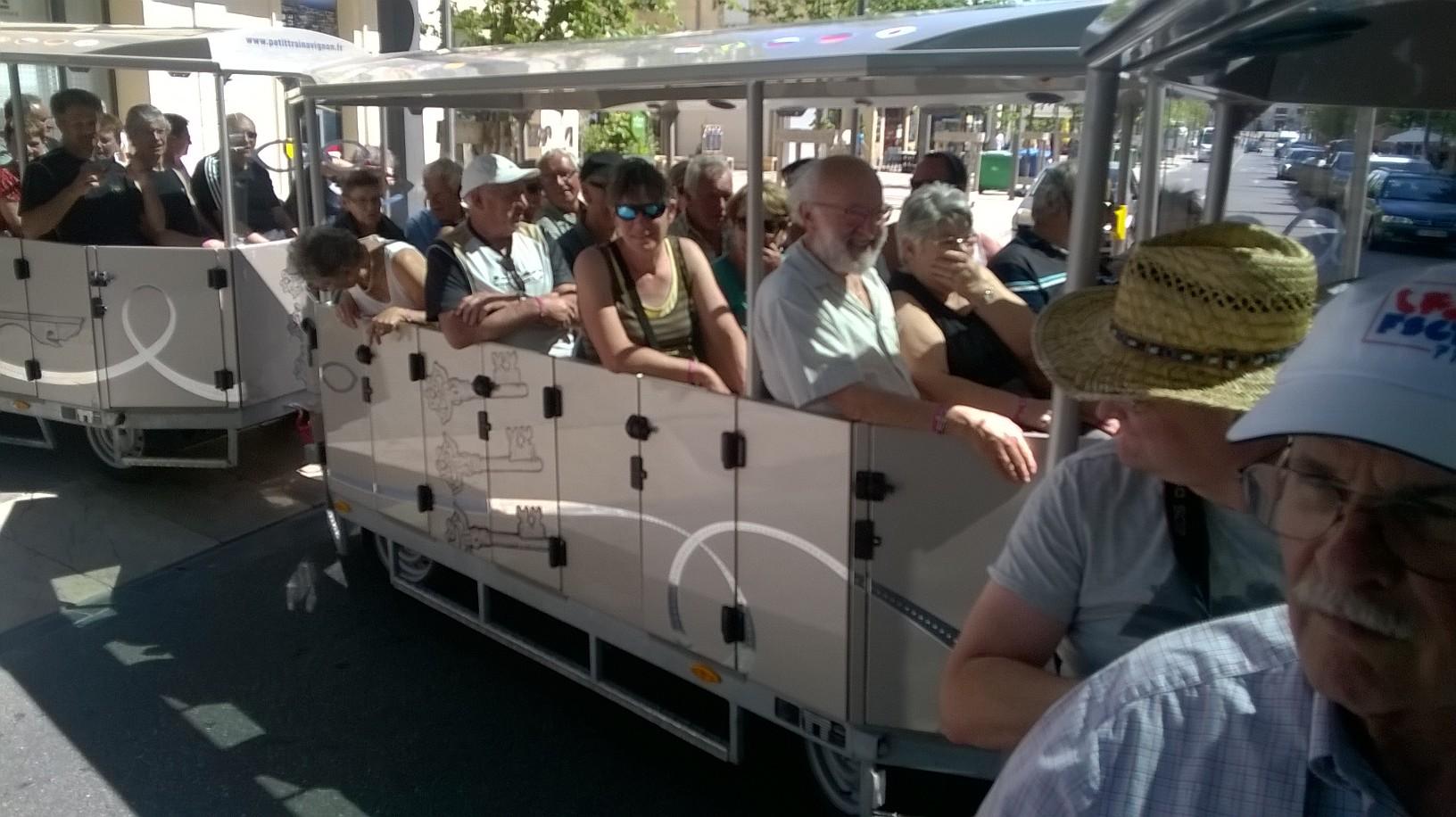 Voyage 2017 avignon train n 6