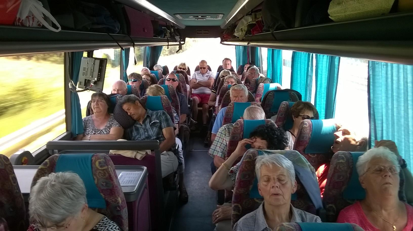Voyage 2017 bus retour n 1