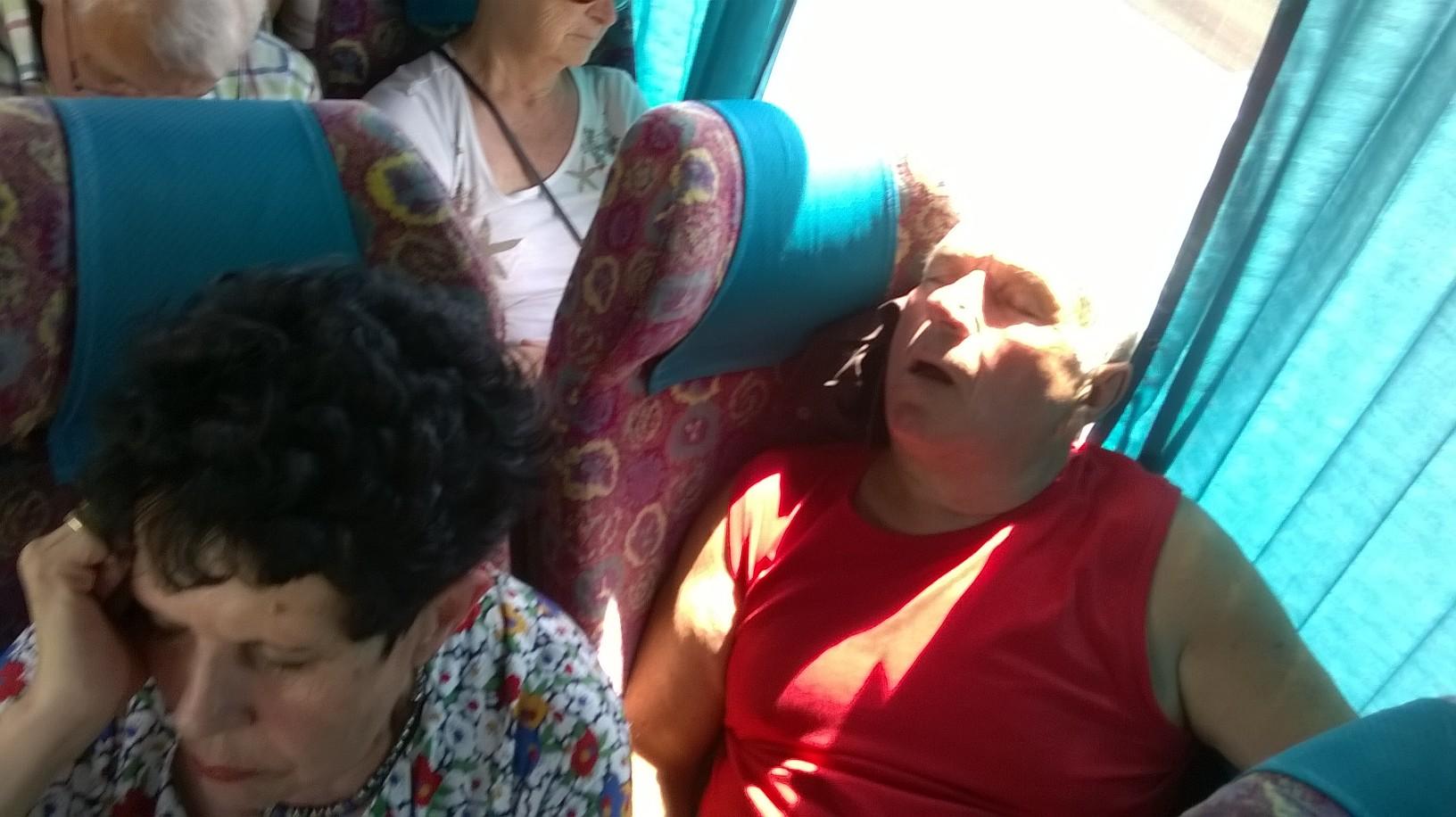 Voyage 2017 bus retour n 2