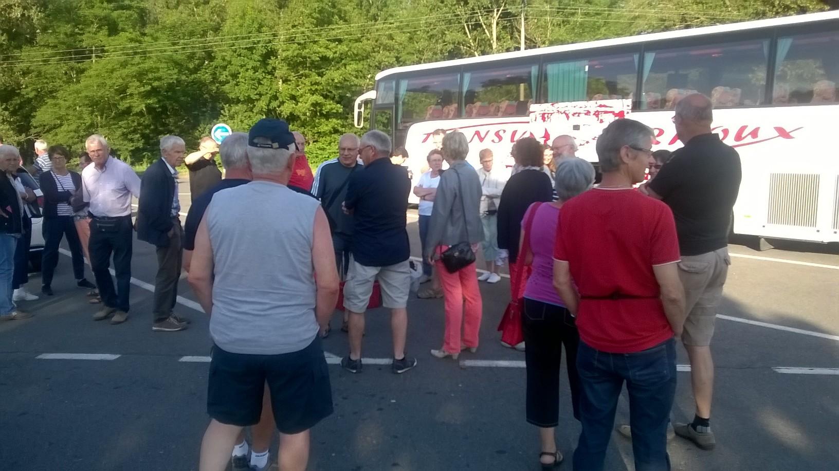 Voyage 2017 depart bus n 6